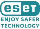 ESET-enjoy-safer-technology-logo